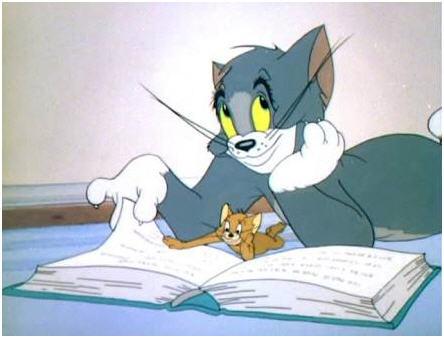 Их взаимодействия отчасти напоминают отношения Тома и Джерри