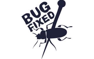bug-fixed