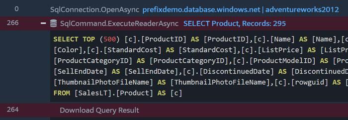 Запрос можно скопировать и вставить в инструмент управления SQL