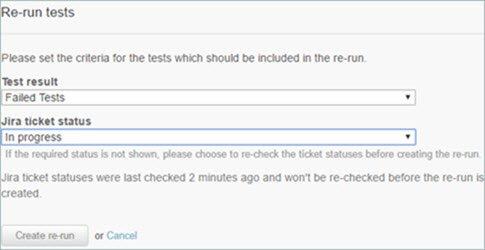 jira tests