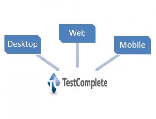Автоматизация тестирования с TestComplete